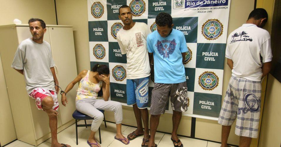 Prisão no Rio