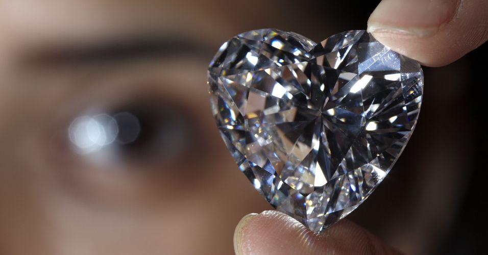 Diamante na Suíça