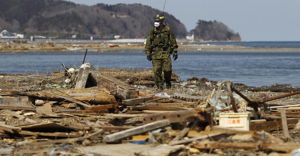 Resgate no Japão