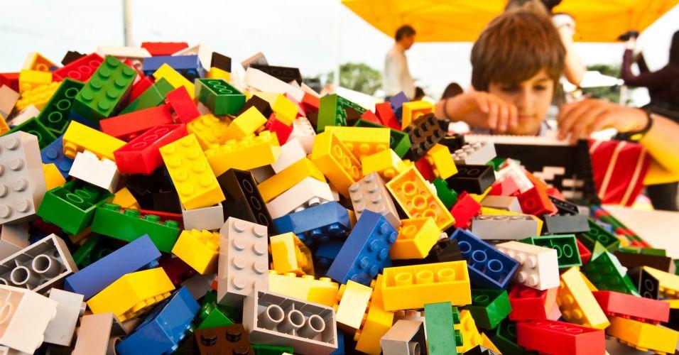 Lego em São Paulo