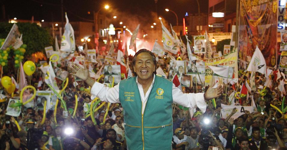 Eleição peruana