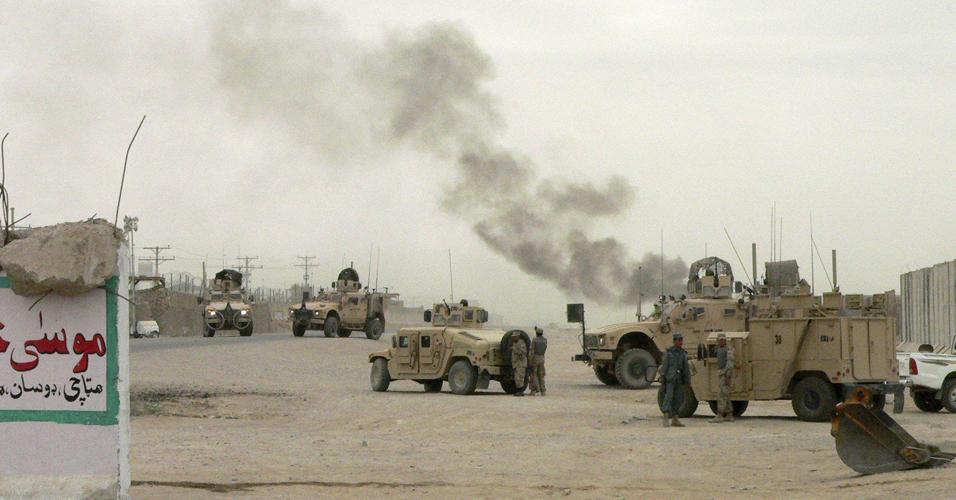 Ataque em Kandahar