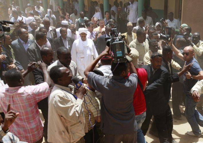 Eleições no Sudão