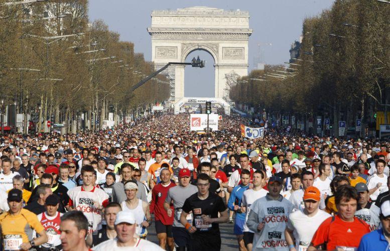 Competição em Paris