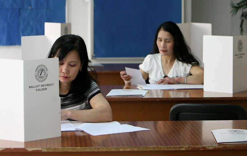 Eleições na Filipinas