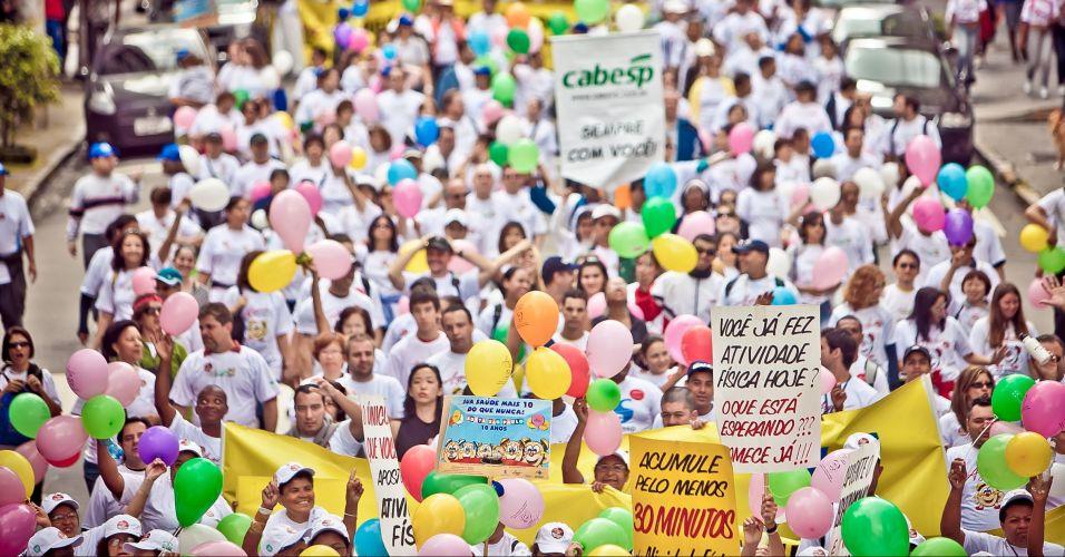 Festa na Paulista