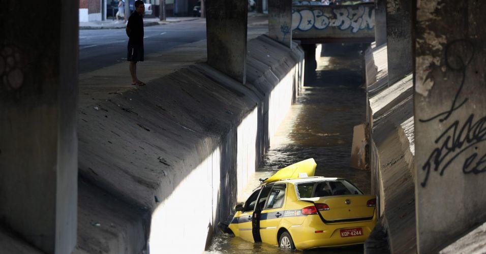Acidente no Rio