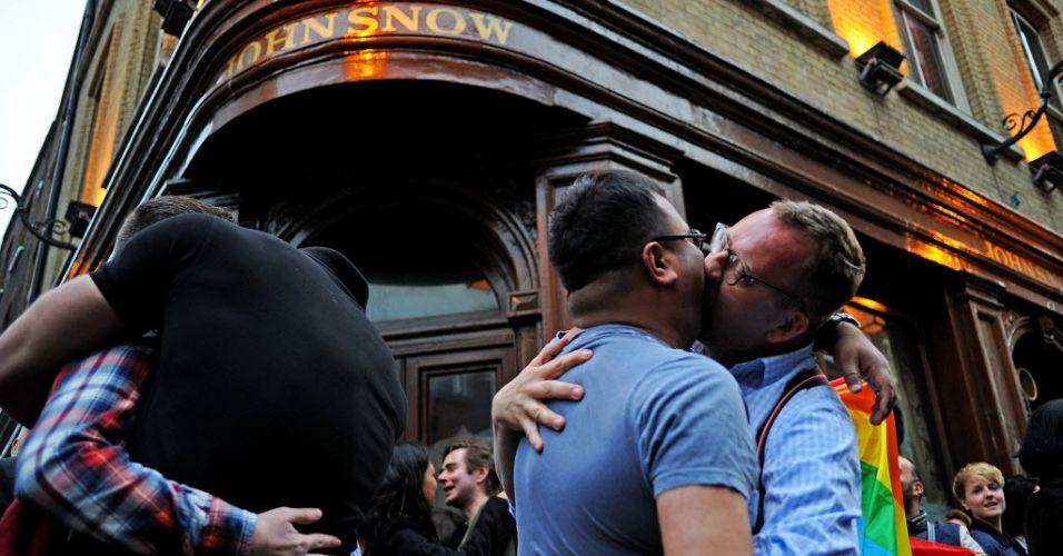 União civil é liberada no Reino Unido