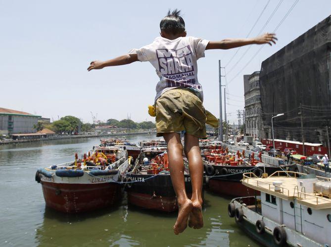 Mergulho em Manila