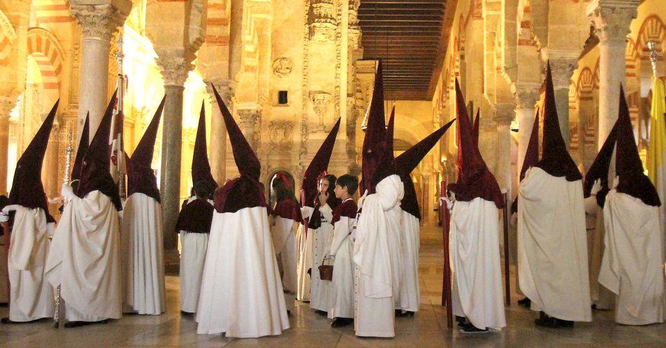 Segunda-feira Santa em Córdoba