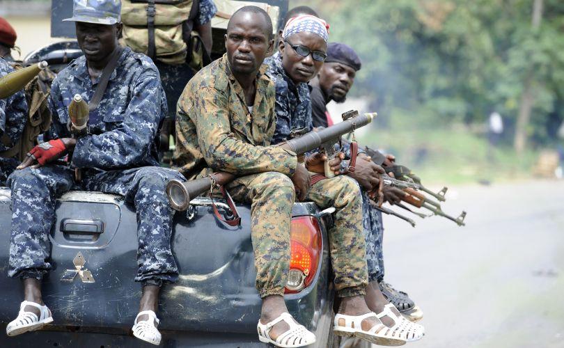 Conflito na Costa do Marfim