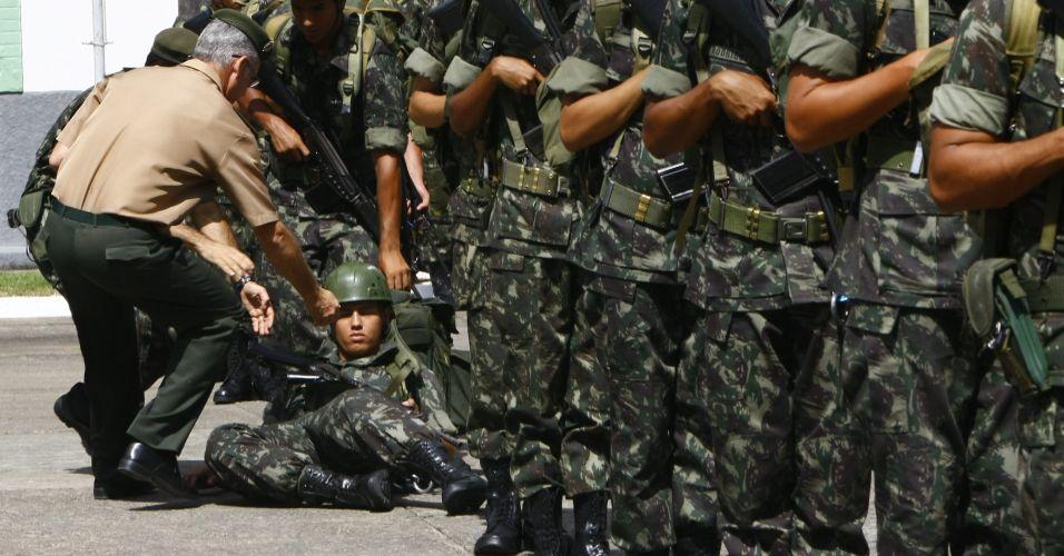 Dia do Exército em BH