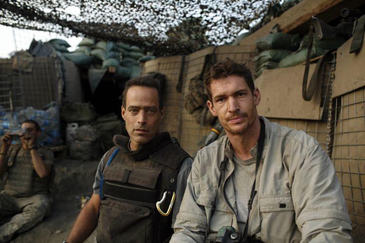 Fotógrafo e cineasta morto na Líbia
