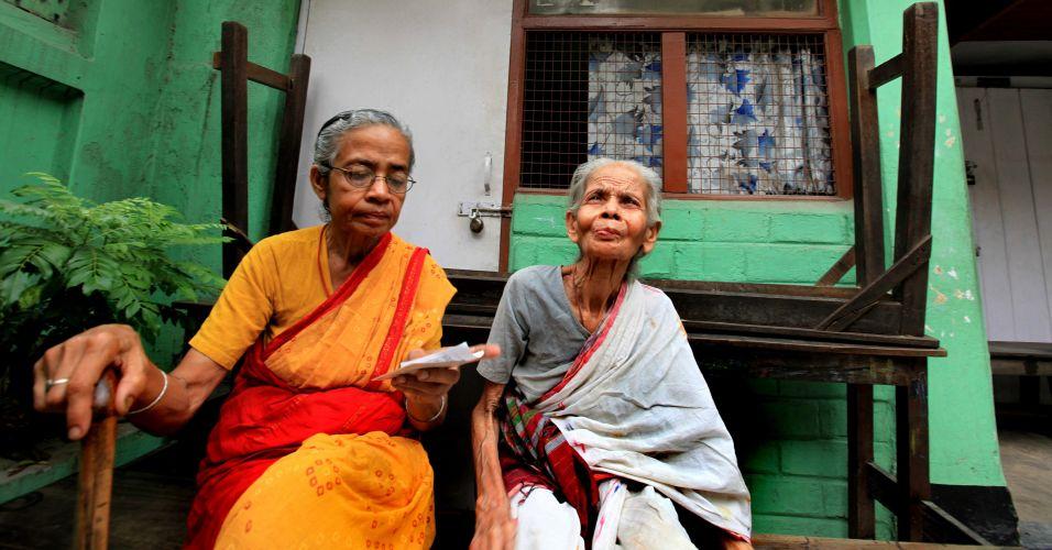Votação na Índia