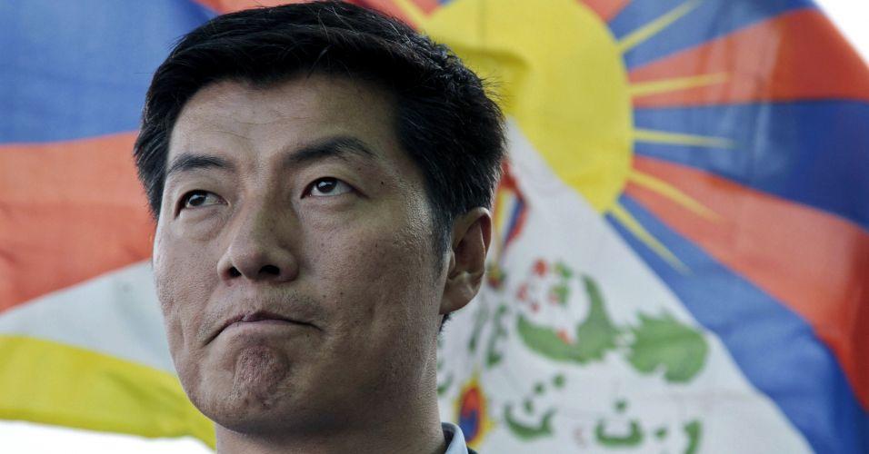 Eleições no Tibete
