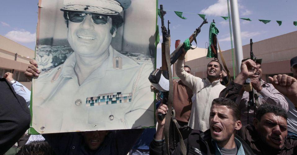 Treinamento na Líbia