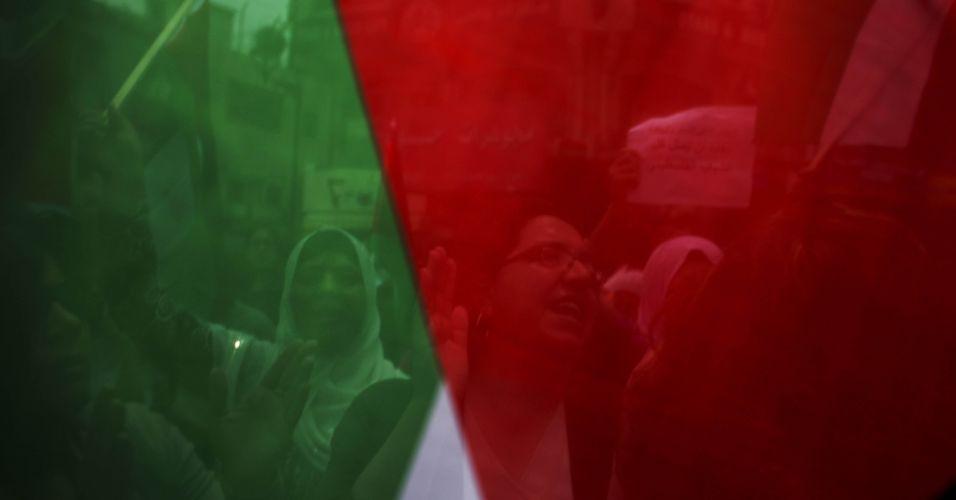 Comemoração na Cisjordânia