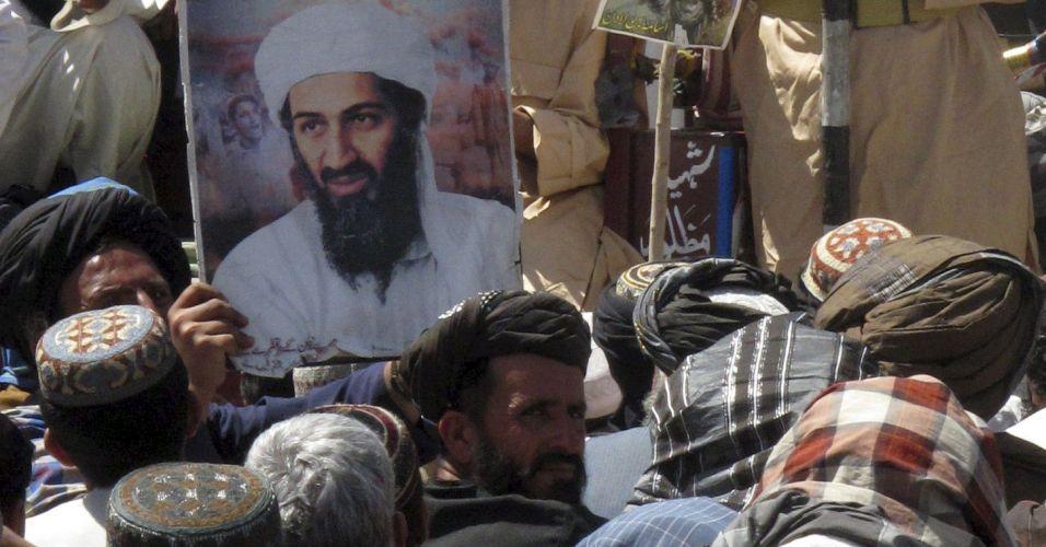 Homenagem a Bin Laden no Paquistão