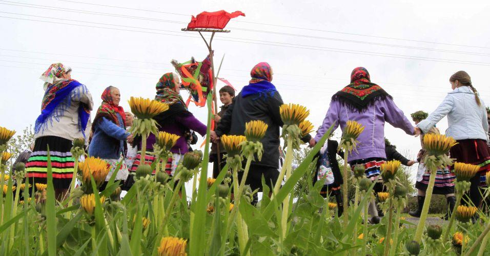 Ritual na Bielorrússia
