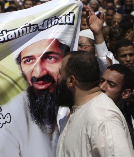 Veneração a Osama