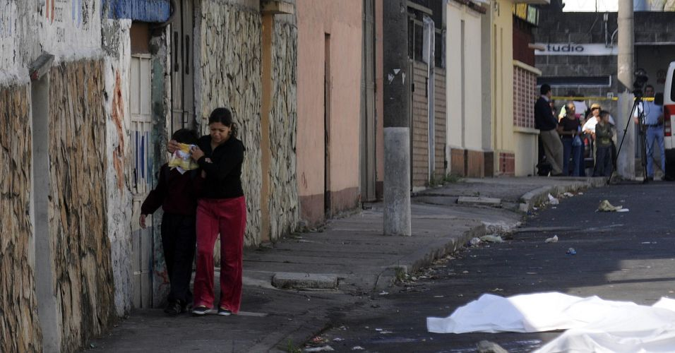 Violência na Guatemala