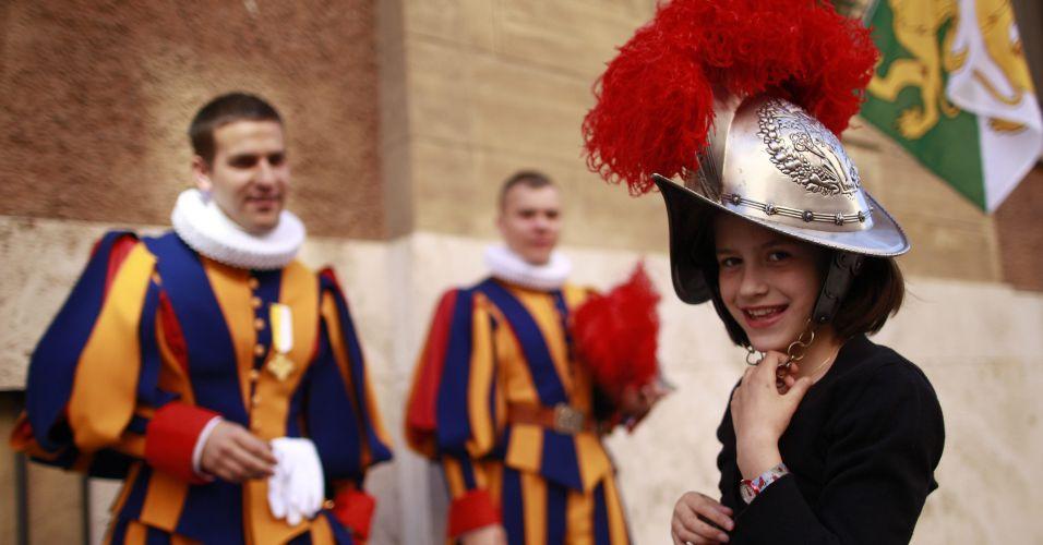 Guarda suíça do Vaticano