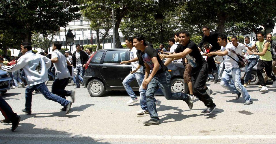 Crise na Tunísia