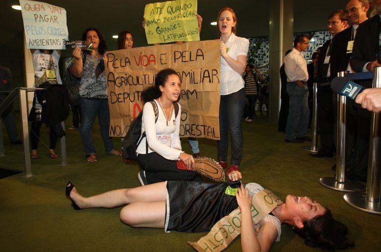 Greenpeace na Câmara