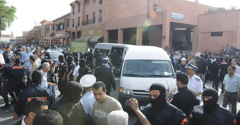 Terrorista marroquino