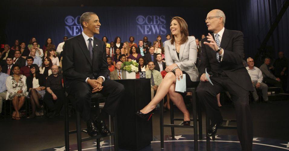 Obama na CBS