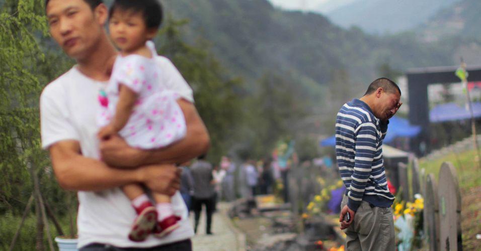 Homenagem na China