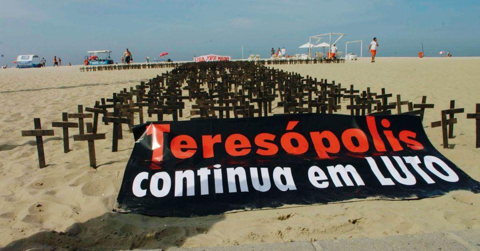 Cruzes em Copacabana
