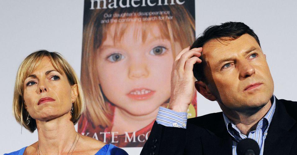 Livro sobre Madeleine