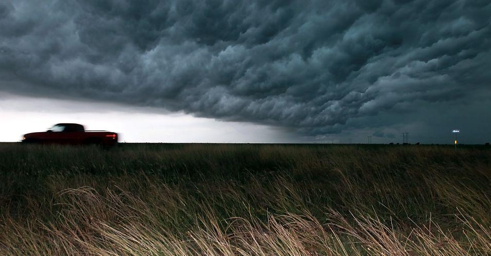 Tempestade no Texas