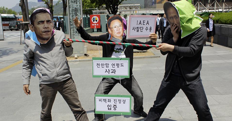 Paz nas Coreias