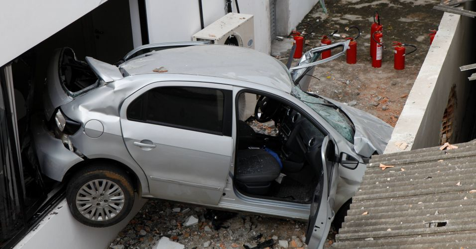 Acidente em Salvador