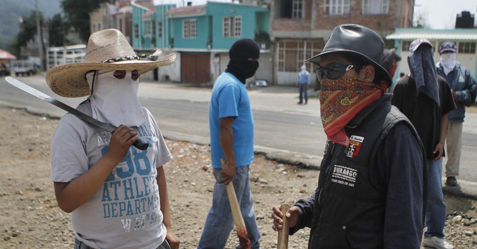 Milícia mexicana