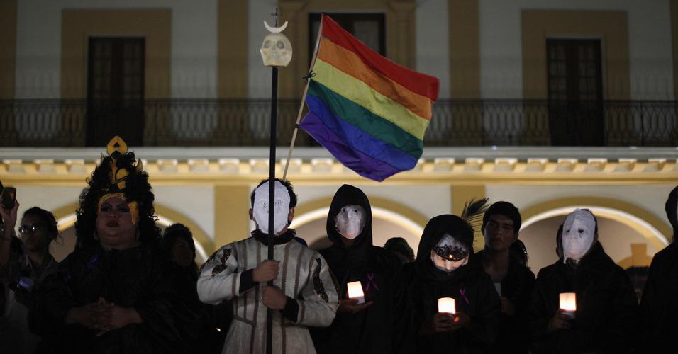 Contra a homofobia