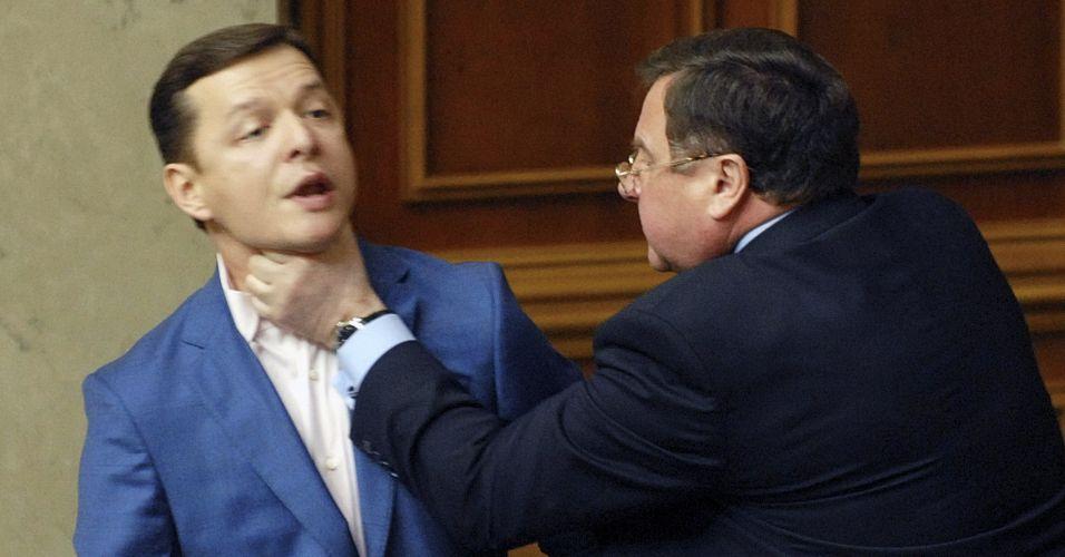Briga na Ucrânia