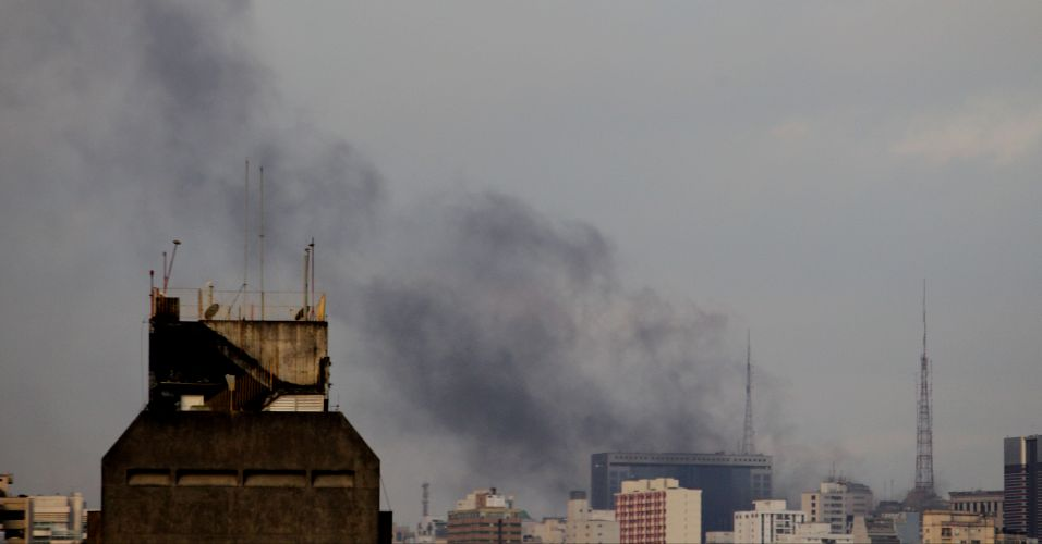 Incêndio na Paulista