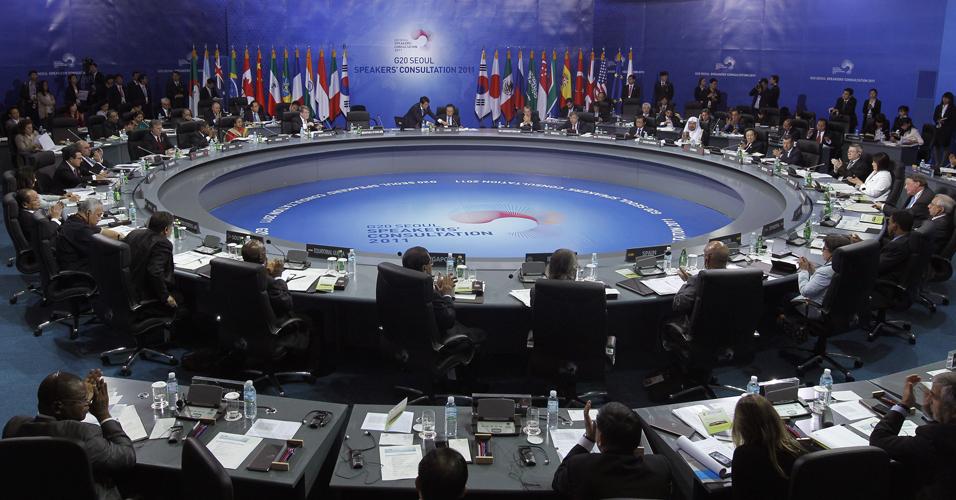 Reunião do G20