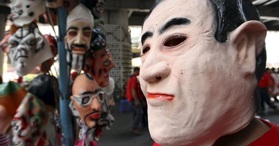 Máscara tailandesa