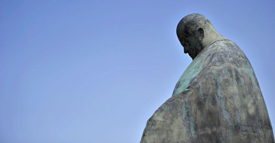 Estátua de João Paulo 2º