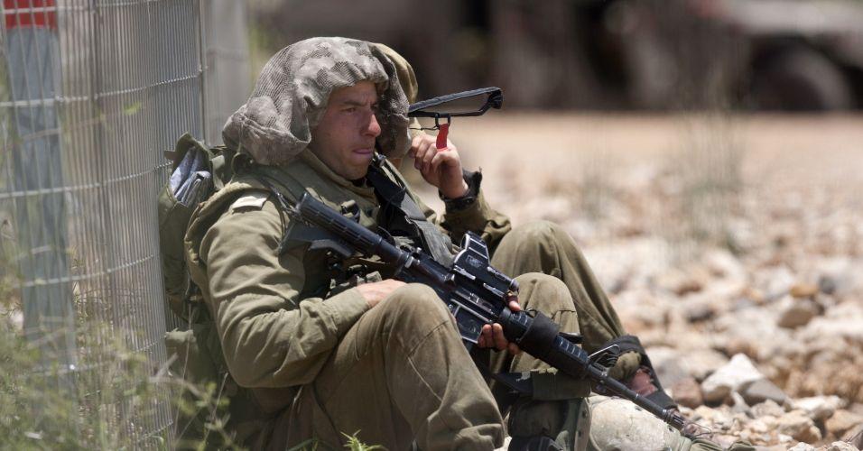 Fronteira de Israel