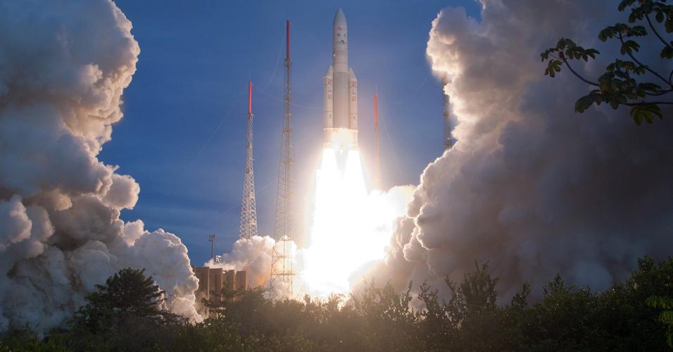 Dois satélites