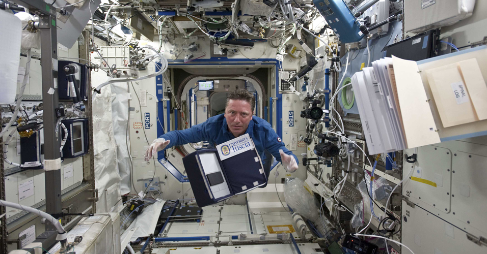Astronauta europeu