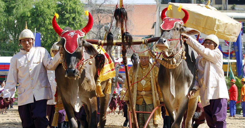 Cerimônia cambojana