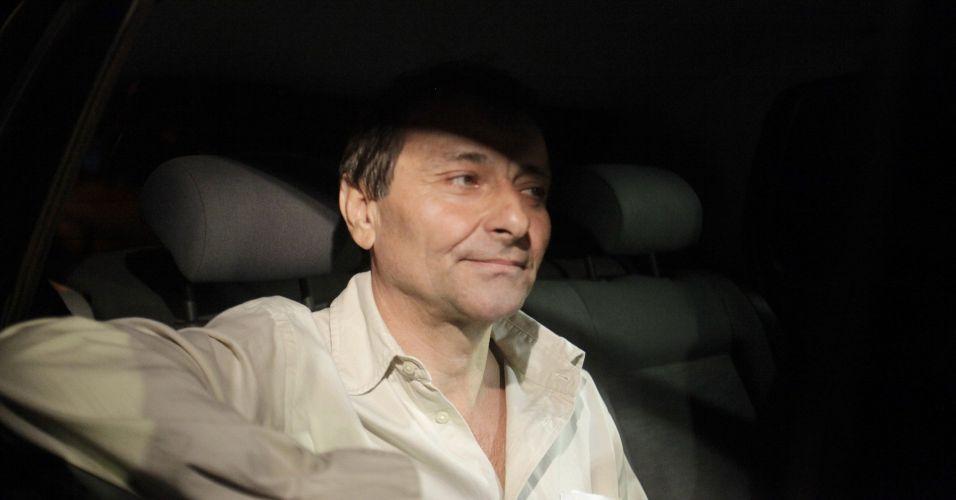 Battisti deixa a prisão no DF