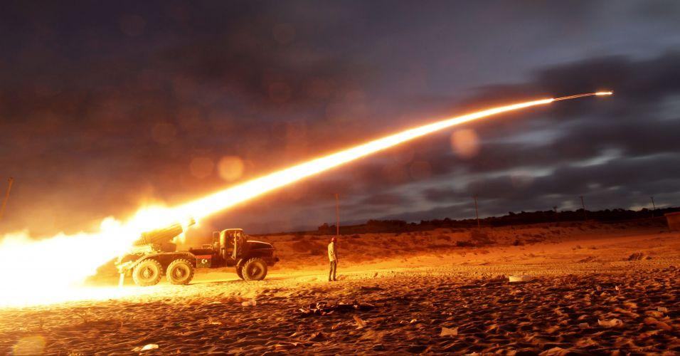 Combate na Líbia