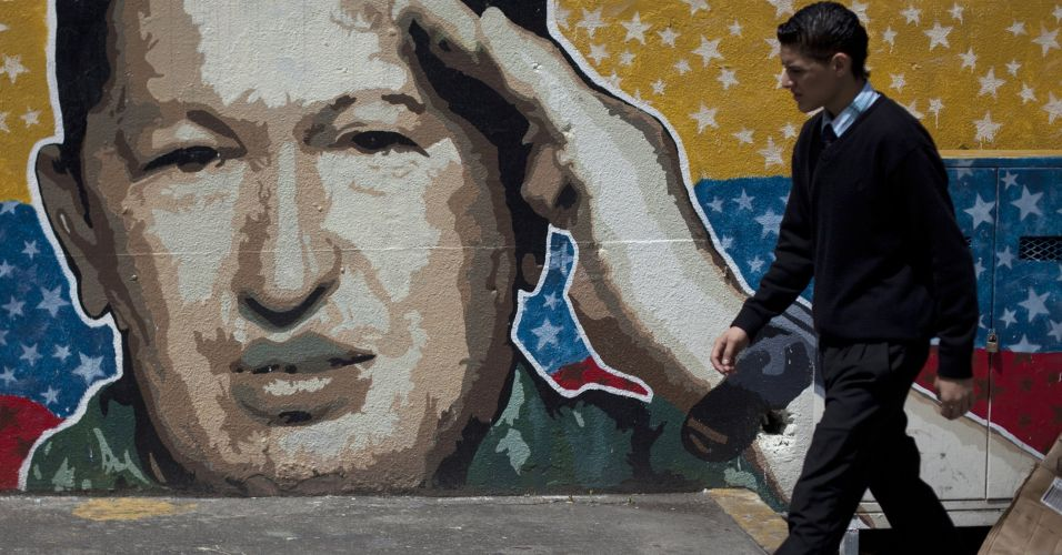 Saúde de Chávez